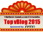 Top vBlog 2015 Featured