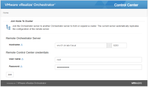 vRealize Orchestrator 7 in cluster mode 02