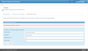 vRealize Orchestrator 7 in cluster mode 04