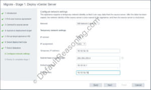 vCSA 6.5 with external PSC - 10